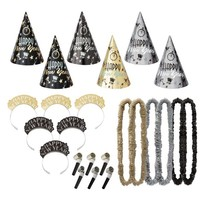Kit For 25 - Elegant Eve New Year's Party Kit
