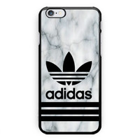 Adidas Marble White logo Hard Plastic Case For iPhone 6s, 6s plus, 7 Low Price