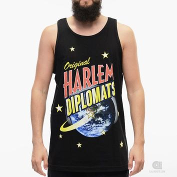 Dipset Harlem Diplomats Tank Top | Caliroots - The Californian Twist of Lifestyle and Culture