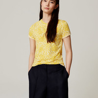Spotted Refined Tee | LOFT