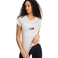 TOMMY CITY TEE - BERLIN | Tommy Hilfiger