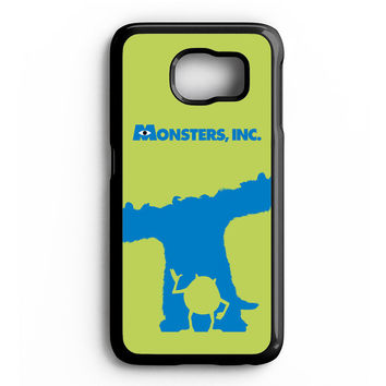 Monster Inc Sulley & Mike Samsung Galaxy S6 Case