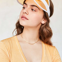 Crystal Visor - Urban Outfitters