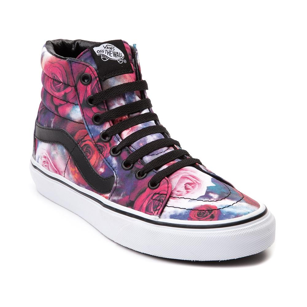 578fbed364f Vans Sk8 Hi Galaxy Rose Skate Shoe from Journeys