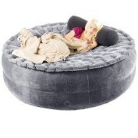 My Associates Store - Smart Air Beds Sumo SAC 4-in-1 Ultimate Inflatable V2.0 Chair/Sofa/Bed, Gray