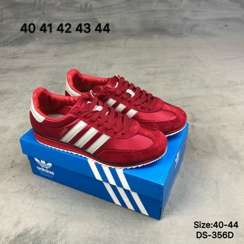 Adidas Original JEANS OG Breathe Fashion Sports Skate Shoes Red/Blue/Grey 3 Colors
