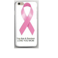 Cancer Survivor iPhone case Only shipping fee From Us To You and Your Loved Once