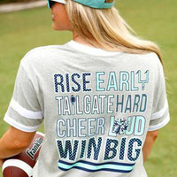 Tailgate & Win Big Tee | Jadelynn Brooke