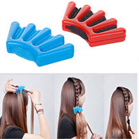 New Fashion Braid Maintenance  Hair Accessories DIY Hairstyle And Distribute Model Hairdressing Twist Plait Hair Tools