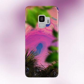 Tropical Paradise Phone Case for Apple iPhone, Samsung Galaxy, and Google Pixel