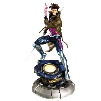 Kotobukiya X-Men Danger Room Sessions: Gambit Fine Art Statue