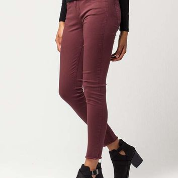 ZCO Fray Ankle Womens Pants   Ankle