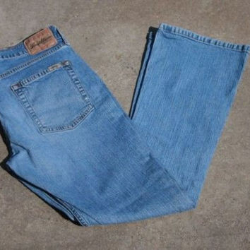 Women's Blue Jeans Levis Stretch Boot Cut Sz Misses 6s #598