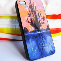 Kingdom Hearts Castle for iphone case, samsung galaxy case and ipod cases