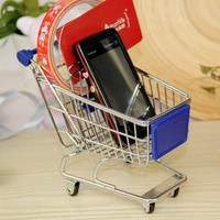 INFMETRY:: Mini-Simulation Shopping Cart - Office Supplies - HomeDecor