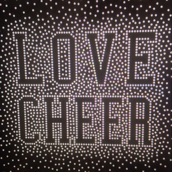 Love Cheer Sweatshirt/jacket