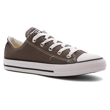 Converse Chuck Taylor Low Top Preschool | Girls' - Charcoal