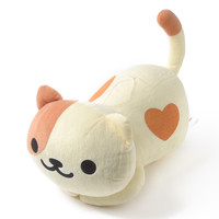 Neko Atsume Huge Peaches Plush