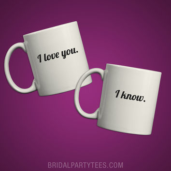 I Know You Love Coffee