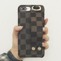 LV 2017 Hot ! iPhone 7 iPhone 7 plus - Stylish Cute On Sale Hot Deal Matte Couple Phone Case For iphone 6 6s 6plus 6s plus For Black Friday