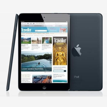 Apple 32GB iPad mini with Wi-Fi and 4G LTE (Verizon, Black & Slate) - MD541LL/A refurbished