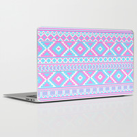 Tribal Art Pattern Laptop & iPad Skin by Tjc555
