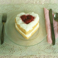 Sweetheart Cake/Sweetie Pie Candle ©