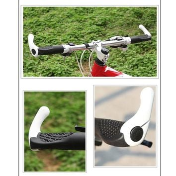 New Arrival Locking Bmx Mtb Mountain Handle Bar Bike Tap Bicycle Grips Accessory High Quality Professional Bicycle Handlebar