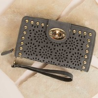 Under One Sky Studded Wallet