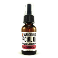 Facial Oil with Rose + Wild Carrot