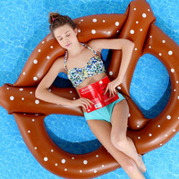 Pretzel Pool Float from Urbanoutfitters.com
