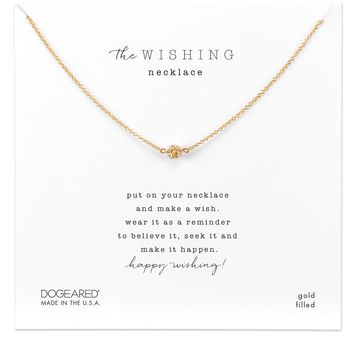 The Wishing Necklace.