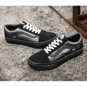 Vans Classic Fashion Old Skool Flats Sneakers Sport Shoes-1