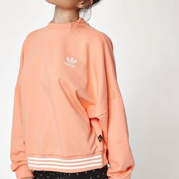 DCCKJH6 adidas Hu Hiking Graphic Sweatshirt
