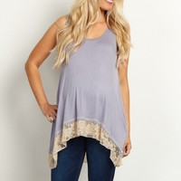 Periwinkle-Lace-Trim-Tank-Top