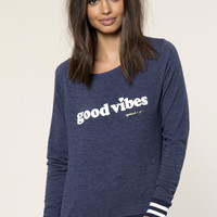 Good Vibes Knit Savasana Pullover