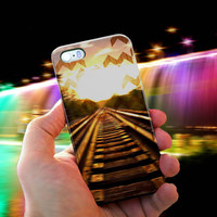 Country Railroad Chevy Case For iPhone 5, 5s, 5c, 4, 4s and samsung galaxy S3, S4, S5, Note 2, Note 3