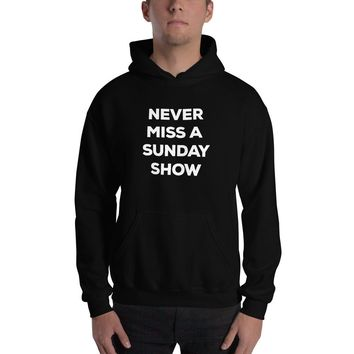 Phish Never Miss A Sunday Show Hoodie Hooded Sweatshirt