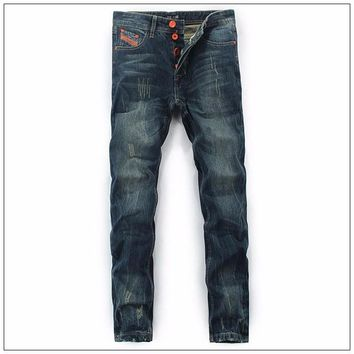 Bootcut Dark Wash High Quality Jeans
