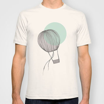 The Places You'll Go T-shirt by Gabriella Urrutia