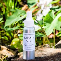 Safari Oil Natural Insect Repellent