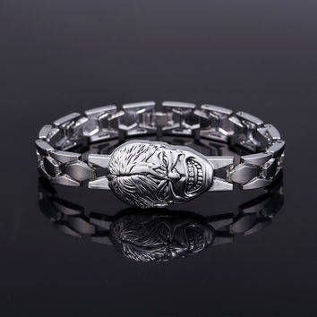 New Arrival Awesome Great Deal Shiny Gift Hot Sale Accessory Bangle Men Stylish Bracelet [6526776707]