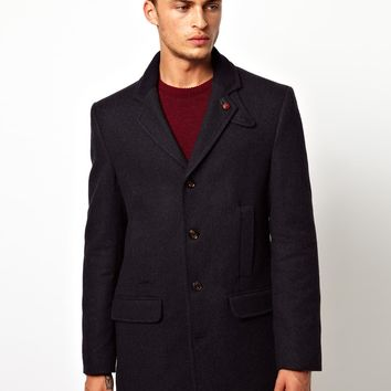 Ted Baker Long Wool Coat
