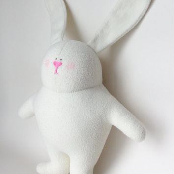 """Plush toy for babies """"Bunny"""""""