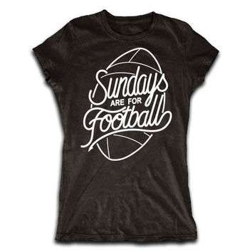 Sundays Are For Football Shirt