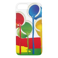 Artistic Paint iPhone 8/7 Case