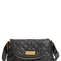 Women's MARC BY MARC JACOBS 'Natasha' Quilted Leather Crossbody Bag