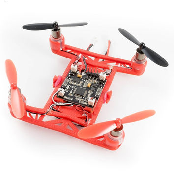 3DFly Micro Drone Kit with Spektrum Radio Transmitter
