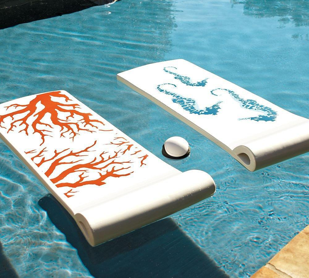 Pool Floats From Pottery Barn