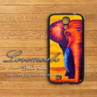 Elephants,samsung galaxy S3 case,samsung galaxy S3 mini case,S4 mini case,S4 case,samsung galaxy note 2 case,note 3 case,s4 active case